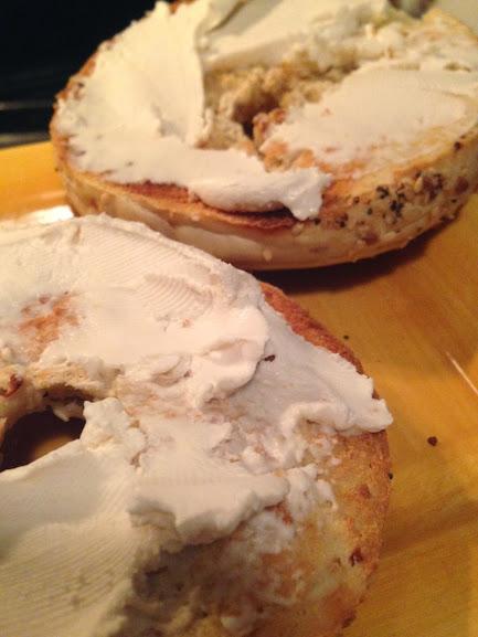 Image result for ingrid improves everything bagel