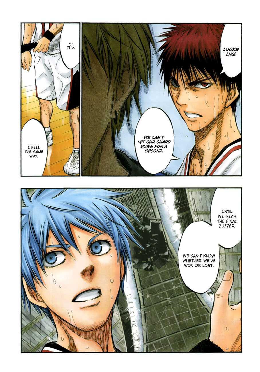 Kuroko no Basket Manga Chapter 196 - Image 05