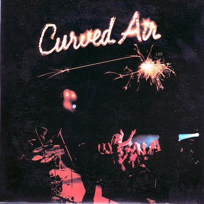 Curved Air ~ 1975 ~ Live