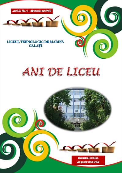 ed5 (PRINT - liceu) ani de liceu_LICEUL TEHNOLOGIC _DE MARINĂ_GALAȚI_GALAȚI