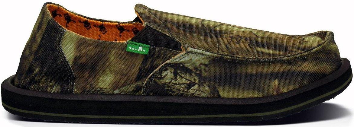 *SANUK x MOSSY OAK 迷彩聯名版懶人鞋:戰鬥登場! 3