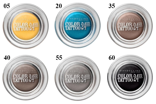 Maybelline Color Tatto 24H