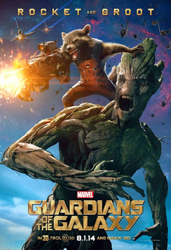 Rocket and Groot - Marvel's Guardians of the Galaxy