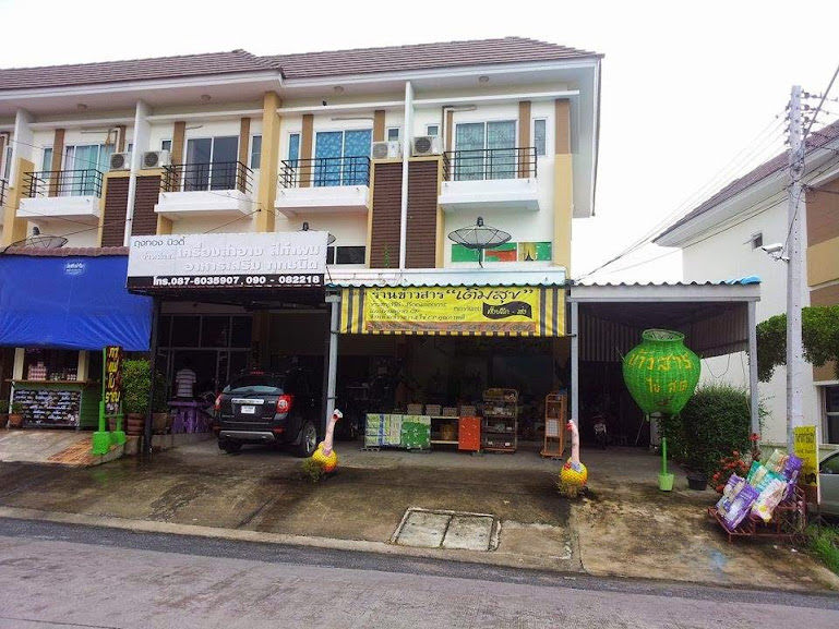 Commercial in Pattaya for sale:ขายอาคารพาณิชย์ในพัทยา