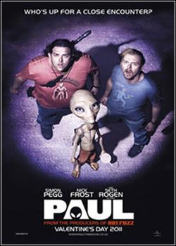 Baixar Filme Paul – O Alien Fugitivo