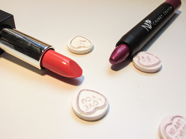 nv-colour-cosmetics-lipstick-lip-crayon-flamenco-spiced-plum-purple-lips-coral-lips-beauty-blogger-review