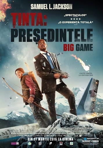 Big Game เกมล่าประธานาธิบดี HD [พากย์ไทย]