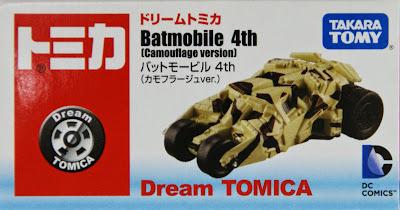 Mô hình Xe ô tô của người Dơi Batmobile 4th phù hợp với các bé trai từ 3 tuổi trở lên