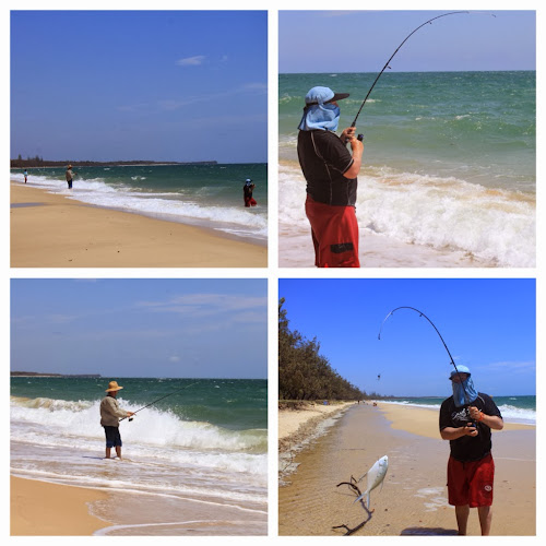 TeamBray fishing