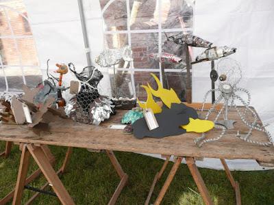 herring sculptures