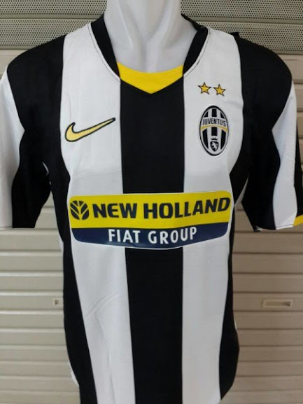 Jual Jersey Retro Juventus 2008 NEW Holland
