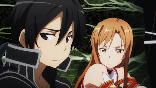 Sword Art Online Episode 9 Screenshot 5