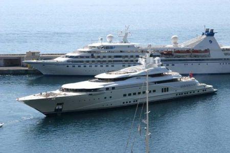 yacht di abramovich da guinnes dei primati