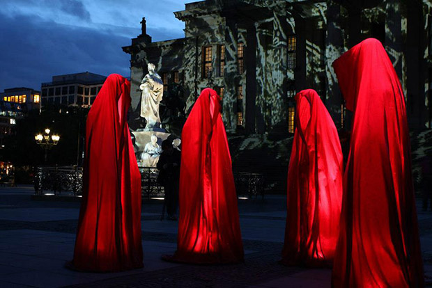 The Time Keepers by Manfred Kielnhofer