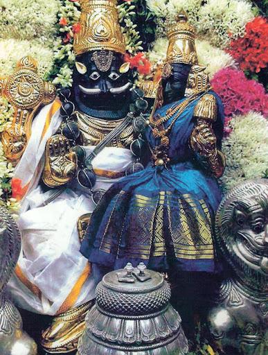 Sri Lakshmi Narasimhar: Power of MantraRajaPatha Slokam