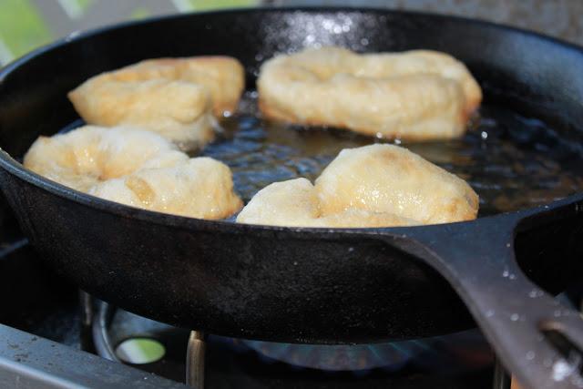 zeppole fried