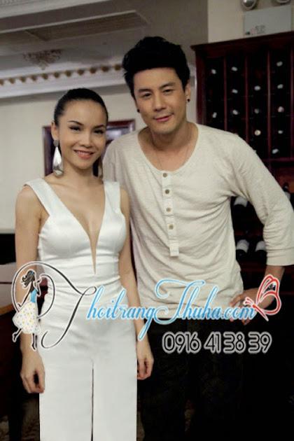 Jumpsuit Yến Trang