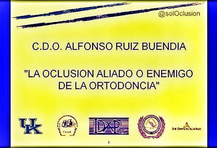 Ortodoncia-oclusion