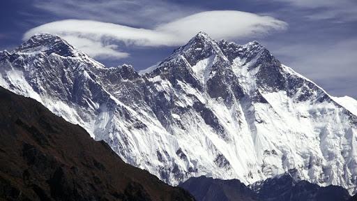 Everest Behind Lhotse, Khumbu, Nepal.jpg