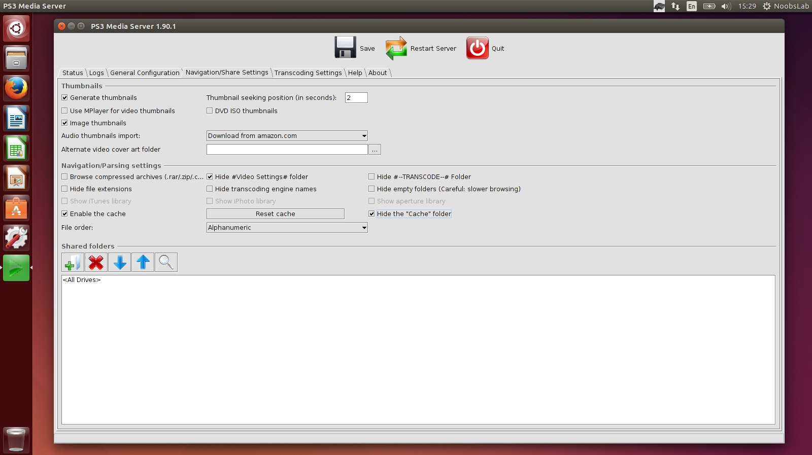 PS3 Media Server Is Now Available for All Supported Ubuntu