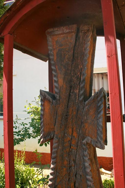 Crucea de pe Podul Crețului