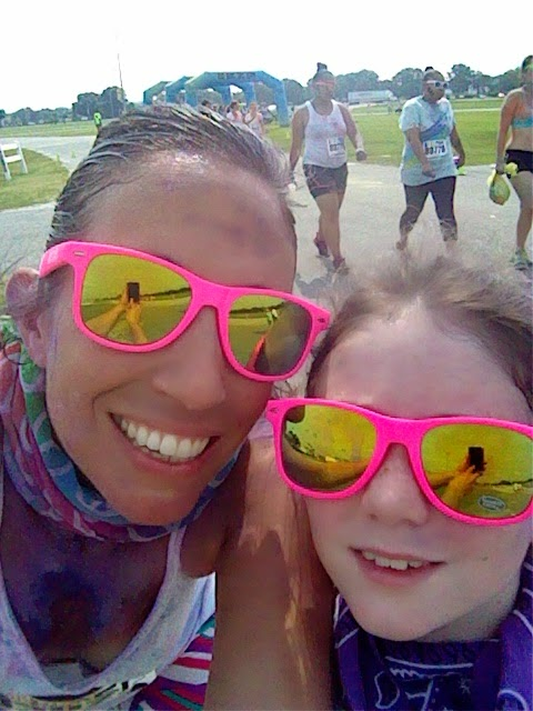 IMAG1424 Another Colorful Time! My Color Me Rad Recap