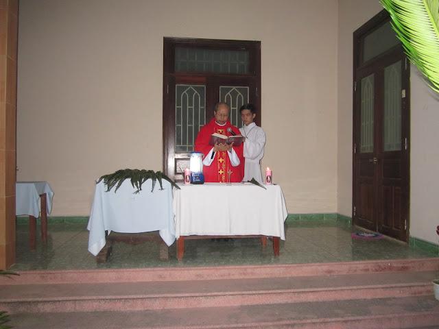 Hình ảnh Lể lá tại Giáo xứ Dương Sơn