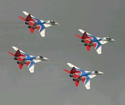 Ромб МиГ-29 Стрижей
