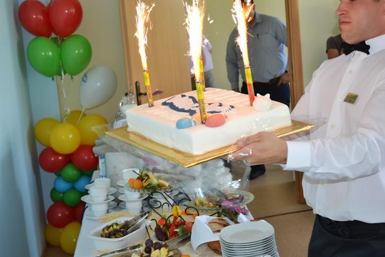 праздничный торт агуша