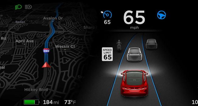 Tesla Model S quá thông minh dẫn đến...lú lẫn?