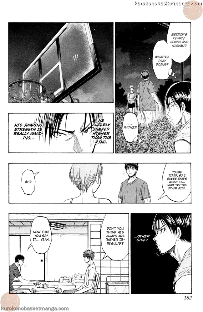 Kuroko no Basket Manga Chapter 61 - Image 10