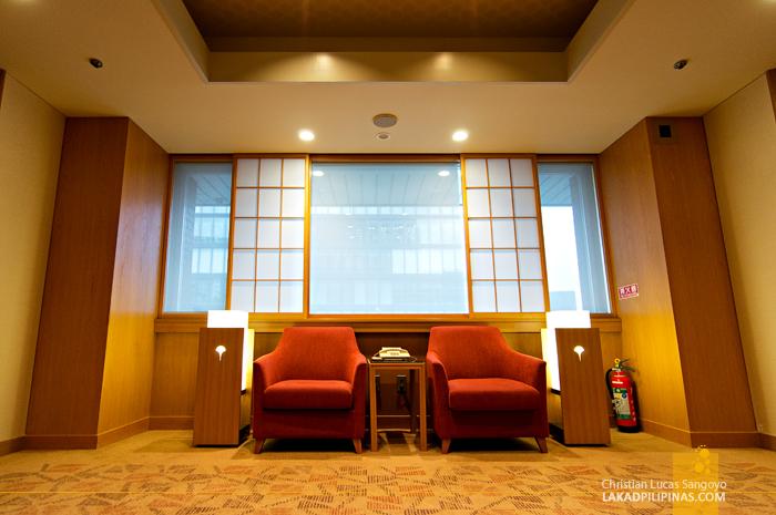 Simple Aesthetics at Japan's Okura Hotel Tokyo