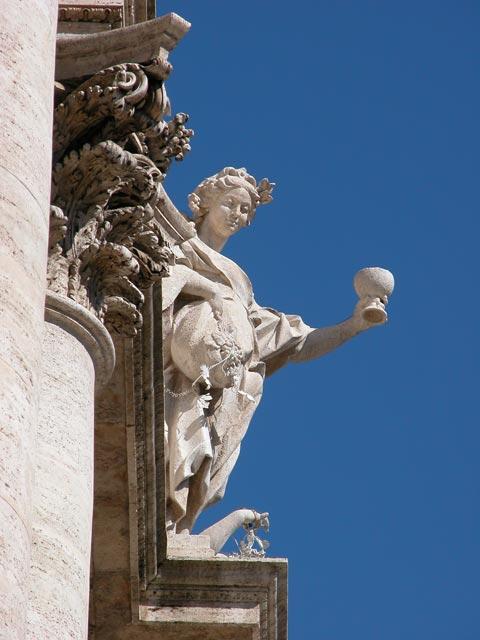 La Fontana di Trevi 1732-1762 | Roma Barocca e Rococò