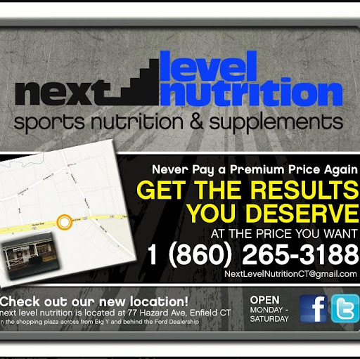 Steve Congelos (Next Level Nutrition)