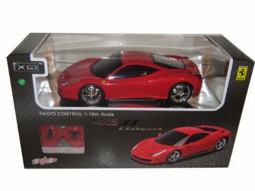 Big Sale Remote Control Ferrari Italia 458 1 18 Red Rc Car