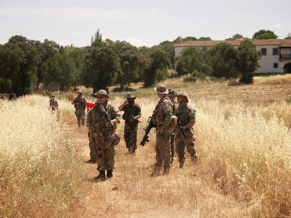 """Fotos de """"THE FINAL WAR"""". La Granja. 23-06-13 PICT0126"""