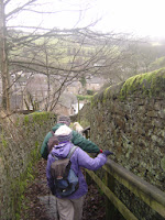 Dropping down to Bollington