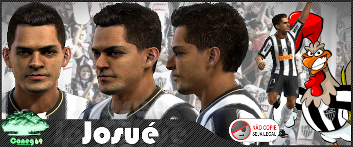 Josué Face - PES 2013