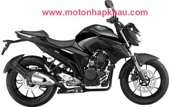 Yamaha FZ25 Màu Đen