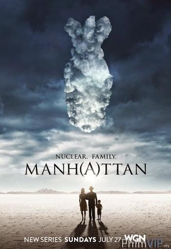 Bí Mật Bom Nguyên Tử Season 1 - Manhattan Season 1 poster