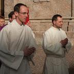 Diakonenweihe D. Johannes Hohenwarter OPraem sowie Andreas Zeisler - Dom zu St. Jakob - 08.03.2015