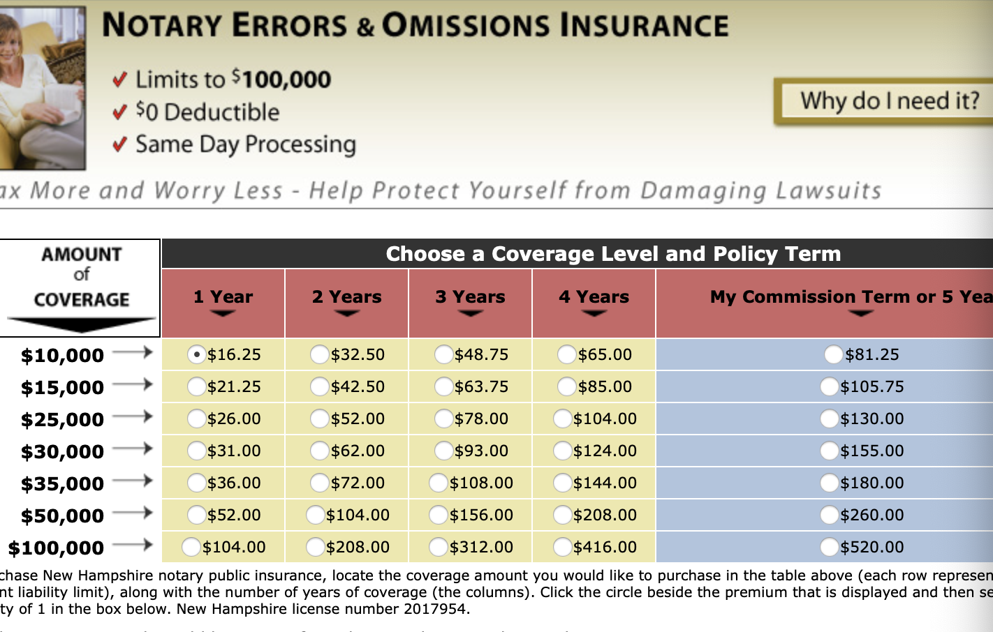 Notary E&O Insurance: Cost and Top 4 Providers - BravoPolicy
