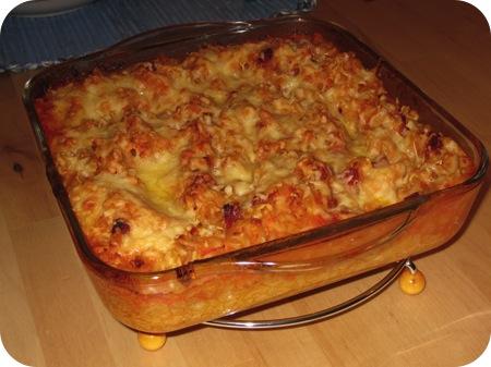 Macaroni Schotel Recipe Italian Food