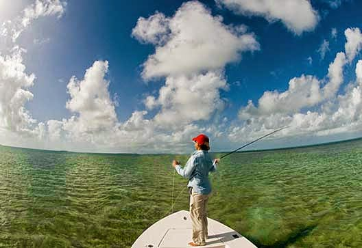 Fishing in Key Largo Florida with Out There Key Largo Kayak and Fishing Expeditions