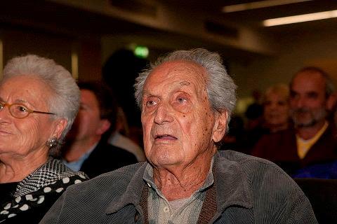 La scomparsa di Ottavio Missoni