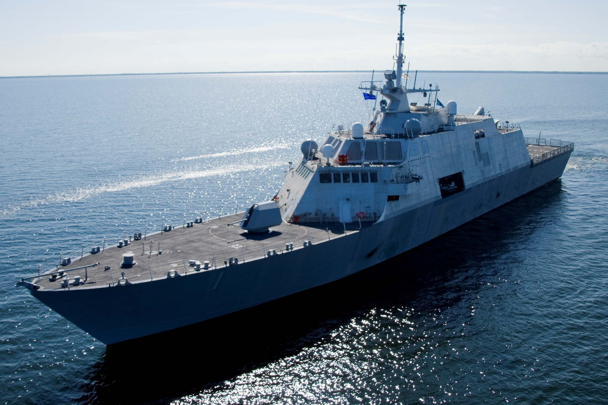 U.S Navy to name combat ship USS Billings