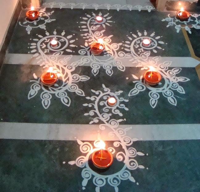 Festival of Lights - DIPAWALI - Page 2 Sharmistha