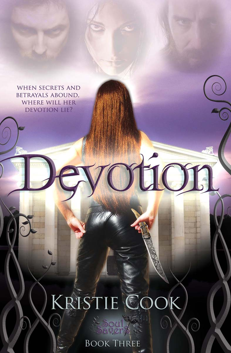Giveaway: Devotion by Kristie Cook