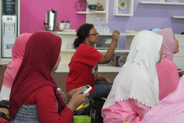 Ketika Emak Emak Blogger Berkumpul