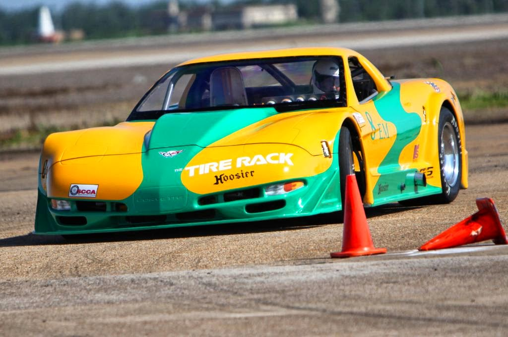 FS: 2004 Corvette SCCA Autocross E-Modified Tube Frame Racecar -